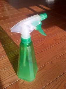Andreas natural green spray cleaner kindersleep
